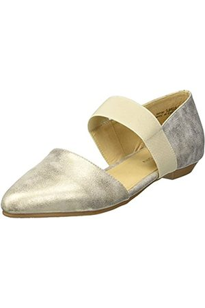 CL by Chinese Laundry Damen Edelyn Ballerinas, ( /Metallic)