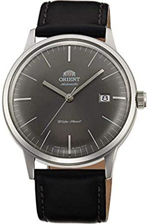 Orient Herren Analog Automatik Uhr mit Leder Armband FAC0000CA0