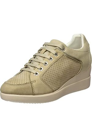 Geox Damen D Stardust B Sneaker