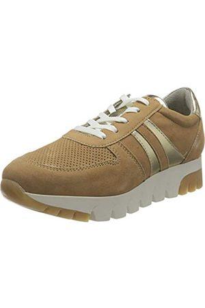 Tamaris Damen 1-1-23749-26 Sneaker, Sneaker, camel/it.golc