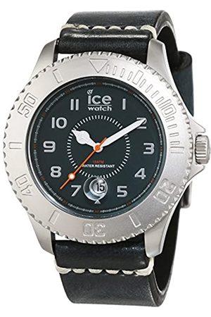 Ice-Watch Herren-Armbanduhr Analog Quarz Leder HE.BE.SM.B.L.14