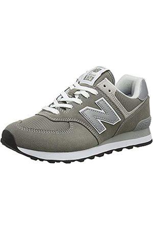 New Balance Damen 574v2 Core Sneaker, (Grey)