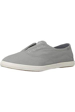 Keds Chillax Damen Slip On Sneaker, (Drizzle Grey)