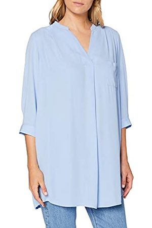 Carmakoma Womens, Shirt, (Placid Blue)