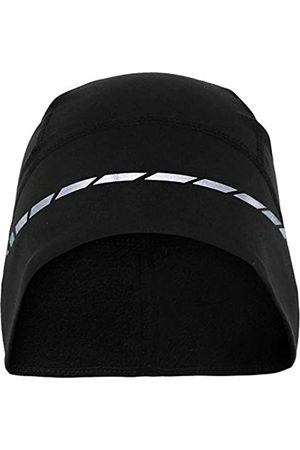 Tough Headwear Skull-Mütze / Laufmütze, für den Winter, Thermo-Unterhelm, Radsport, ultimativer Feuchtigkeitstransport, Unisex-Erwachsene Herren