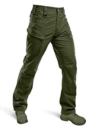 HARD LAND Männer Arbeitshosen wasserdichte Taktische Cargo Hosen Ripstop Leichte Mit Elastischer Taille Im Freien