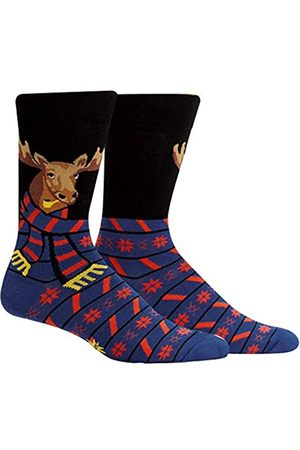 Sock It To Me Herren Crew-Socken - All Bundled Up (Größe: 40-46)