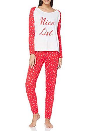Brave Soul Damen LISTLADIES Pyjamaset