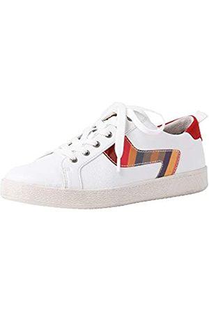 Jana Damen Sneaker 8-8-23617-26 198 Relax fit Größe: 39 EU