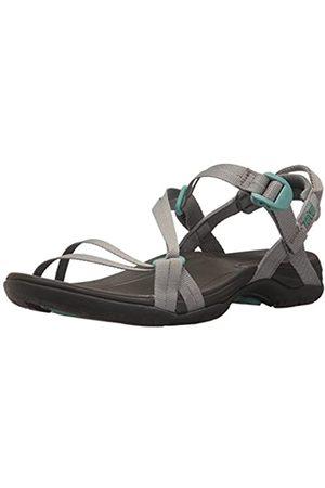 Teva Damen Sirra Sport Sandale, Desert Sage, Größe 45