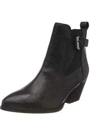 Buffalo Damen MADITA Mode-Stiefel, Black