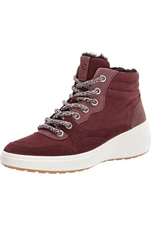 Ecco ECCO Damen Soft 7 Wedge Tred Ankle Boot/Chocolat/Chocolat