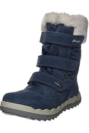 Primigi PRIMIGI Girls PFZGT 63815 Snow Boots, Azzurro/Jeans