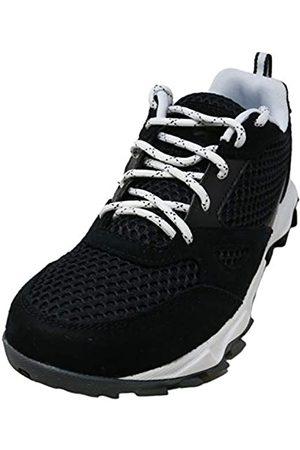 Columbia Damen IVO TRAIL BREEZE Sneaker, , (Black, White)