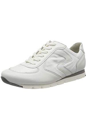 Semler Damen Rosa Sneaker, (Weiss- 101)