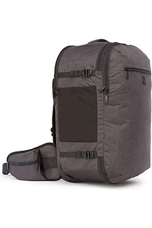 Tortuga Herren Setout 45L – Max-Size Carry On Reiserucksack (Heather Grey)