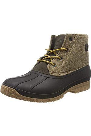 CMP Damen Bellatrix Felt Chukka Boots, (Toffee Mel. Q835)