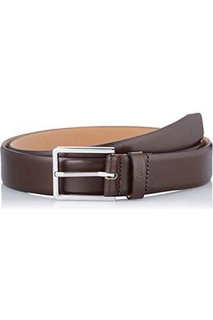 Calvin Klein Herren 3.5cm Bombed Belt Gürtel