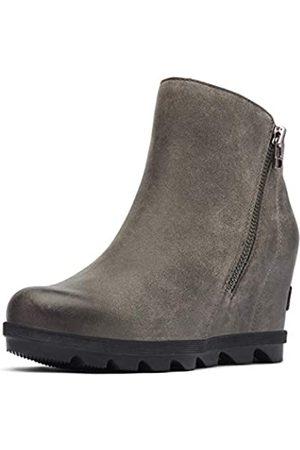 sorel Women's Joan of Arctic Wedge II Zip Ankle Boot