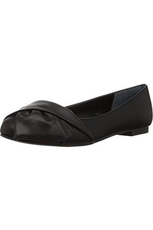 Charles David Women's Darcy Ballet Flat Black 6.5 Medium US