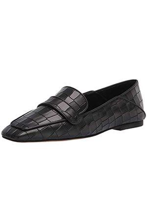 Vince Camuto Landerla Flache Damen-Slipper mit quadratischem Zehenbereich