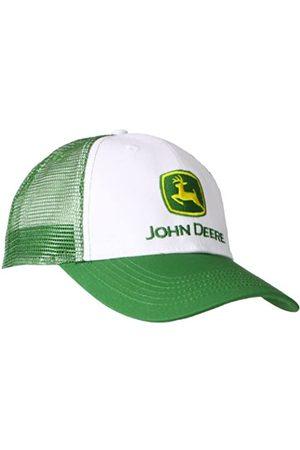 John Deere Herren Classic Green & White Cap Kappe