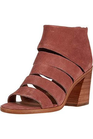 Frye Damen Tash Cut Out Bootie Sandale mit Absatz