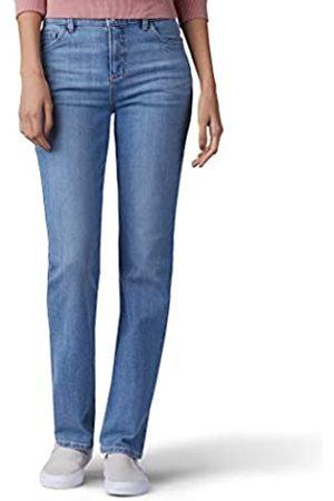 Lee Damen Classic Fit Monroe Straight-Leg Jeans