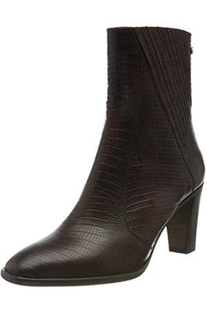 Fred de la Bretoniere Damen FRS0813 Ankle Boot 8 cm Printed Leather