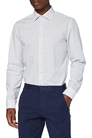 Seidensticker Herren Business Hemd - Bügelleichtes