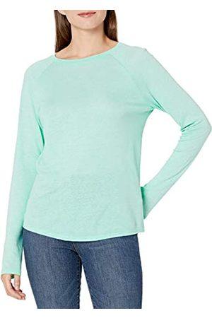 Goodthreads Linen Modal Jersey Long-Sleeve Raglan Fashion-t-Shirts