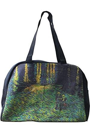 Raan Pah Muang RaanPahMuang Van Gogh - Starry Night Over Rhone - Reisetasche