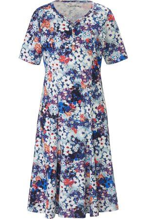 Green Cotton Damen Freizeitkleider - Jersey-Kleid 1/2-Arm