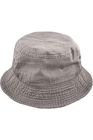 Falari Herren/Damen Unisex Baumwolle Bucket Hat - - S/M