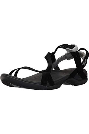 Teva Women's W Sirra Sport Sandal, Black