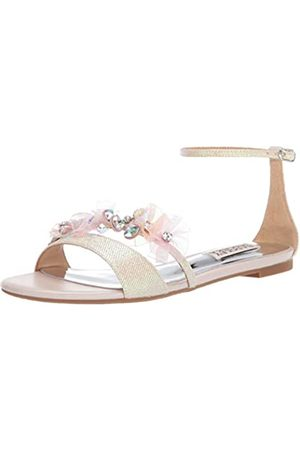 Badgley Mischka Damen CANDACE Flache Sandale