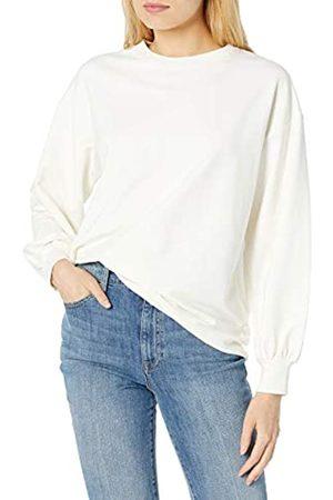 THE DROP Damen Kiko Oversize-Sweatshirt mit Rundhalsausschnitt