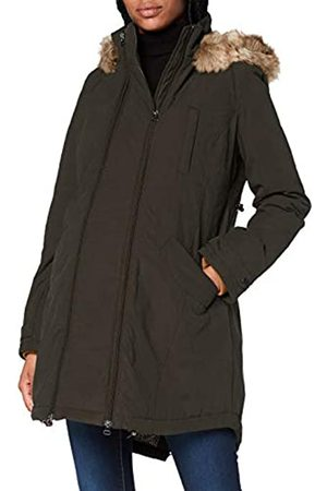 Noppies Damen Jacket 2-Way Malin Jacke, Olive-P627