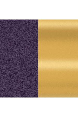 Les Georgettes Accessoires - Ledereinsatz Anhänger - L