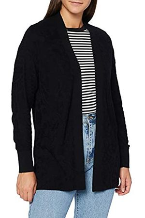 Desigual Womens JERS_Winnipeg Pullover Sweater, Black