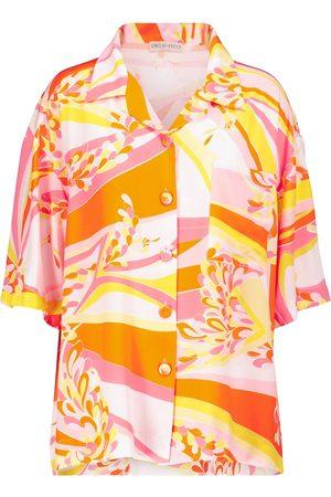 Emilio Pucci Damen Blusen - Bedrucktes Hemd