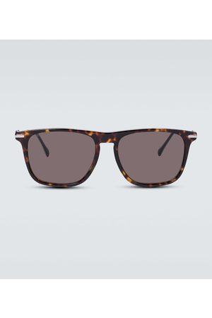 Gucci Sonnenbrillen - Eckige Sonnenbrille aus Acetat