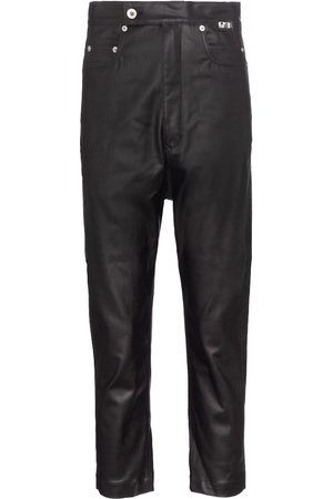 Rick Owens Damen Straight - Cropped Jeans DRKSHDW