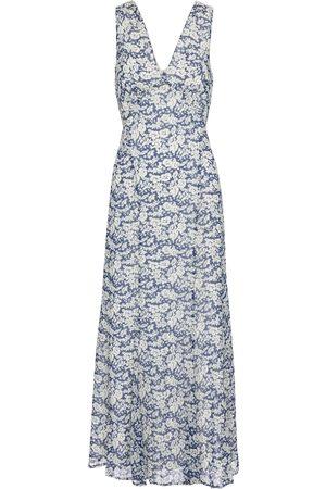 Polo Ralph Lauren Damen Bedruckte Kleider - Bedrucktes Midikleid