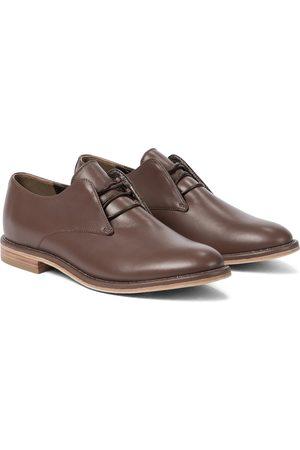 Brunello Cucinelli Schnürschuhe aus Leder
