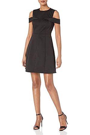 Halston Heritage Damen Cold Shoulder Dress Formelle Kleidung