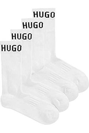 HUGO BOSS Herren 2P RS Sport CC Sportive Socken aus elastischem Baumwoll-Mix mit Logo im Zweier-Pack