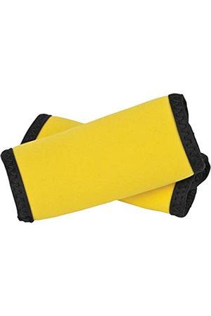 Travelon Travelon Set of 2 Handle Wraps, Neon Yellow