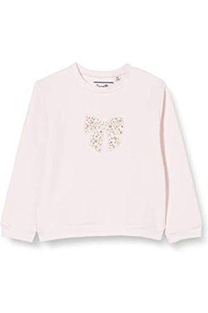 Sanetta Sanetta Baby-Mädchen FIFTSEVEN Hellrosa Sportiv geschnittenes Sweatshirt Fiftyseven aus fairer und nachhaltiger Bio Baumwolle
