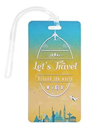 Novah Lets Travel Gepäckanhänger